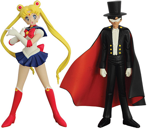"""sailor moon figures"" ""sailor moon toys"" ge 2012 new merchandise"