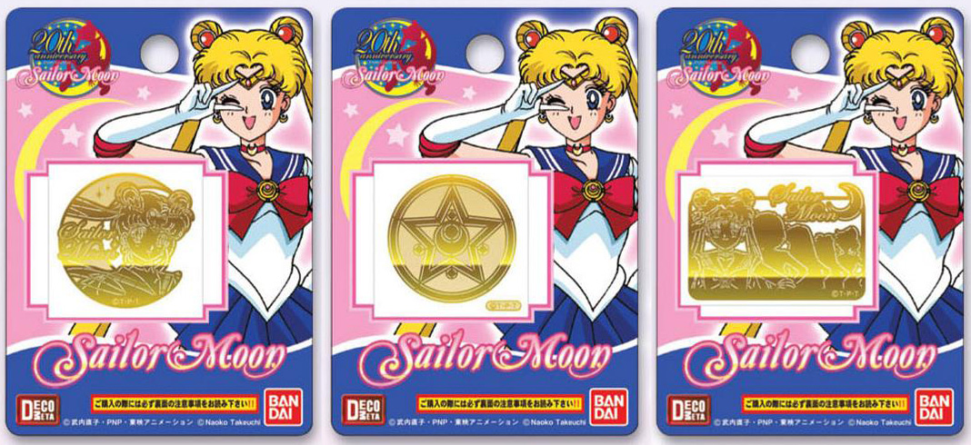 NEWS: New Sailor Moon Cell Phone Decorations Sailormoon-2013-sticker-toys-collectibles-phone