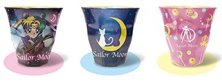"""sailor moon"" ""sailor moon merchandise"" ""sailor moon 2013"" ""sailor moon toys"" cup mug accessories merchandise new anime japan"
