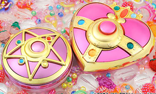 """sailor moon"" ""sailor moon toys"" ""sailor moon compact"" ""sailor moon locket"" ""sailor moon 20th anniversary"" ""cosmic heart"" ""crystal star"" ""rpg toy"" ""sailor moon wand"" premium bandai anime japan shopping ""moonlight memory"""