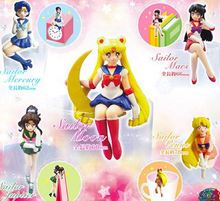 """sailor moon"" ""sailor moon toys"" ""sailor moon gashapon"" ""where to buy"" shopping ""sailor moon figures"" ""sailor moon doll"" mercury mars jupiter venus ""20th anniversary"" anime new bandai japan"