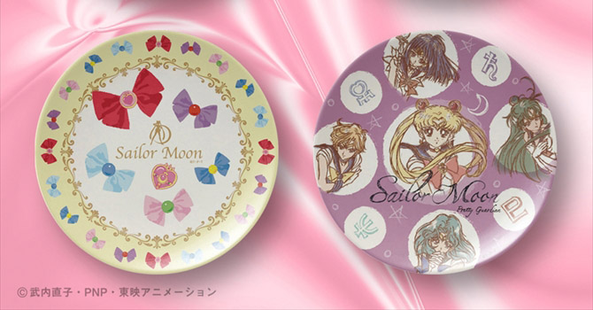 New Sailor Moon Plates & Lanyard Straps Coming March 2014
