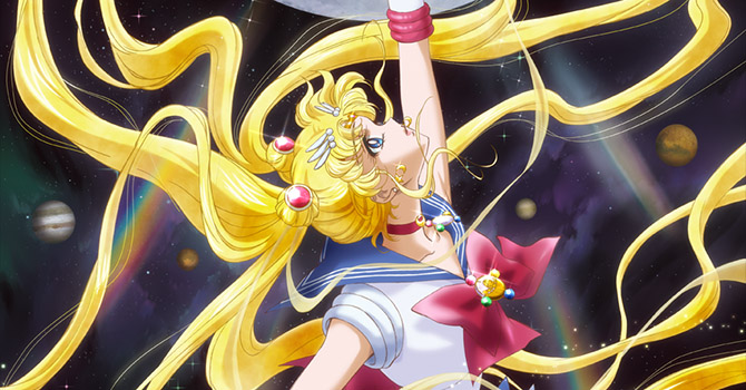 'Sailor Moon Crystal' 2014 Anime Confirmed + New Sailor Moon Art!