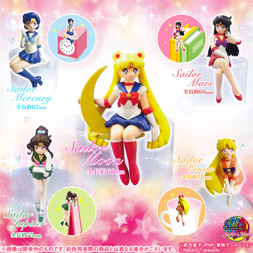 """sailor moon"" ""sailor moon merchandise"" ""sailor moon toys"" ""sailor moon 2014"" ""sailor moon gashapon"" ""sailor moon figures"" gashapon anime japan 2014 toy figure"