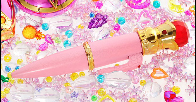 "NEW Sailor Moon Luna Pen ""Disguise Pen"" Toy"