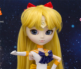"""sailor moon"" ""sailor moon doll"" ""sailor moon toys"" ""sailor moon merchandise"" ""sailor moon 2015"" ""sailor venus"" pullip doll anime japan shop"