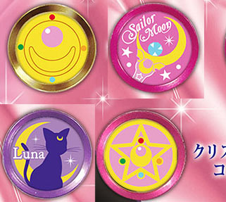 """sailor moon"" ""sailor moon merchandise"" ""sailor moon toys"" ""sailor moon accessories"" smartphone tablet sticker button alumi japan anime shop"