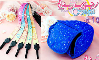 """sailor moon"" ""sailor moon crystal"" ""sailor moon merchandise"" ""sailor moon toys"" ""sailor moon camera"" accessories pouch fashion photography strap shop japan anime"