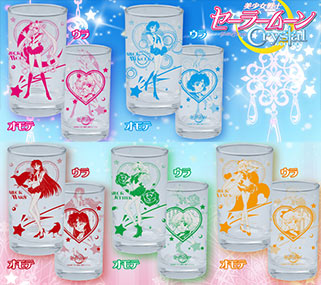 """sailor moon"" ""sailor moon crystal"" ""sailor moon merchandise"" ""sailor moon 2014"" glasses cup bento anime japan 2014 shop"