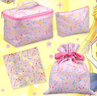 """sailor moon"" ""sailor moon crystal"" ""sailor moon merchandise"" ""sailor moon toys"" ""sailor moon bag"" pouch ""sailor moon wand"" shop anime japan bandai towel"