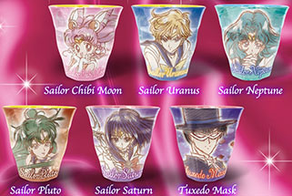 """sailor moon"" ""sailor moon merchandise"" ""sailor moon 2014"" ""sailor saturn"" ""sailor neptune"" ""sailor pluto"" ""tuxedo mask"" home cup mug anime shop japan"