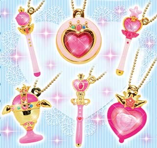 """sailor moon"" ""sailor moon merchandise"" ""sailor moon toys"" ""sailor moon wand"" ""sailor moon compact"" ""sailor moon gashapon"" anime charms japan 2014"
