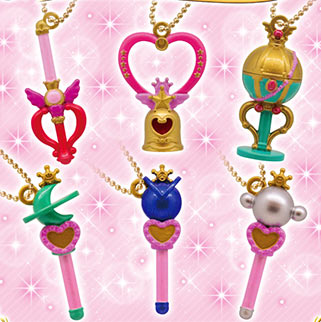 """sailor moon"" ""sailor moon merchandise"" ""sailor moon toys"" ""sailor moon gashapon"" ""sailor moon wand"" liprod sailor pluto neptune uranus pegasus ""stallion reve"" bandai anime shop"