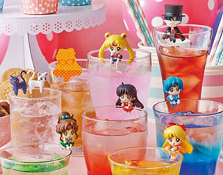 """sailor moon"" ""sailor moon merchandise"" ""sailor moon figures"" ""sailor moon 2014"" megahouse anime japan ""ochatomo series"""