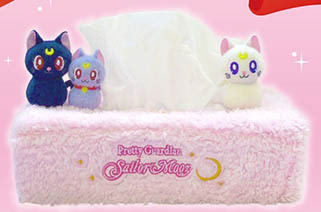 """sailor moon"" ""sailor moon plush"" ""sailor moon toys"" ""sailor moon merchandise"" ""sailor moon 2014"" luna artemis diana cats kitty japan anime shop"