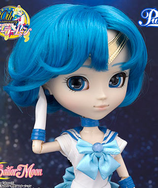 """sailor moon"" ""sailor moon merchandise"" ""sailor moon doll"" ""sailor mercury"" ""sailor moon toys"" pullip doll fashion figure 2014 japan"