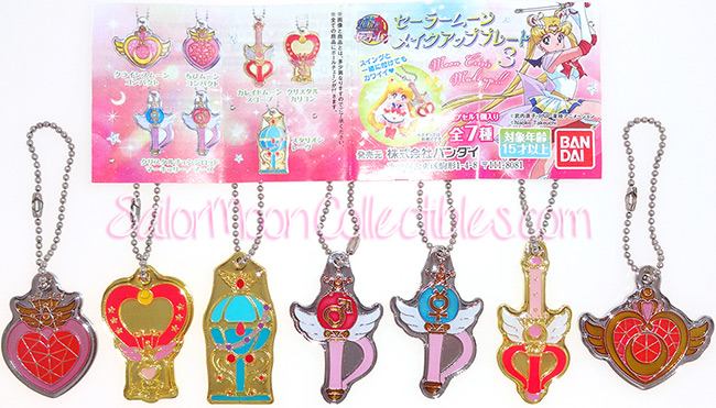 """sailor moon"" ""sailor moon gashapon"" ""sailor moon merchandise"" ""sailor moon toys"" ""sailor moon wand"" ""sailor moon compact"" anime toy gashapon japan"