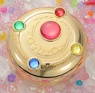 """sailor moon"" ""sailor moon compact"" ""sailor moon toys"" ""sailor moon locket"" prism compact brooch anime ""moonlight memory"" series japan 2015"