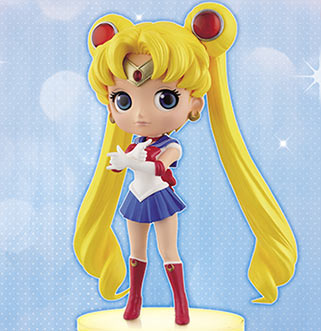 """sailor moon"" ""sailor moon merchandise"" ""sailor moon figure"" ""sailor moon toy"" ""sailor moon doll"" ""q posket"" banpresto anime figure toy shop japan"