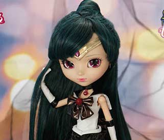 """sailor moon"" ""sailor moon toys"" ""sailor moon doll"" ""sailor moon merchandise"" ""sailor pluto"" pullip doll japan anime shop 2015"
