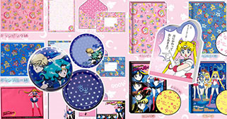 """sailor moon"" ""sailor moon merchandise"" ""sailor moon toys"" ""sailor moon collectibles"" ""miracle romance"" ""sun star"" stationery anime japan shop"