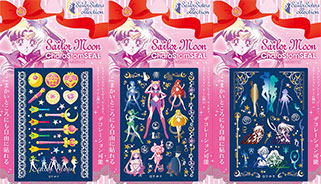 """sailor moon"" ""sailor moon merchandise"" ""sailor moon 2014"" ""sailor moon toys"" ""sailor moon sticker"" japan anime ""cell phone"" sticker"