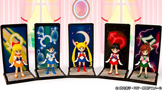 """sailor moon"" ""sailor moon figures"" ""sailor moon toys"" ""sailor moon merchandise"" ""tamashii buddies"" ""tamashii nations"" bandai anime figure japan shop"