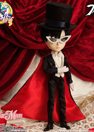 """sailor moon"" ""sailor moon merchandise"" ""sailor moon doll"" ""sailor moon toy"" ""tuxedo mask"" mamoru pullip doll taeyang anime japan shop"