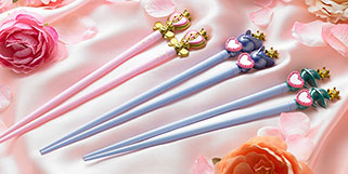 """sailor moon"" ""sailor moon merchandise"" ""sailor moon toys"" ""sailor moon 2014"" ""sailor moon wand"" ""sailor neptune"" ""sailor uranus"" liprod chopsticks japan anime shopping"