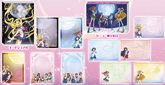 """sailor moon crystal"" ""sailor moon"" ""sailor moon merchandise"" ""sailor moon 2014"" ""sailor moon anime"" japan anime folder notebook"