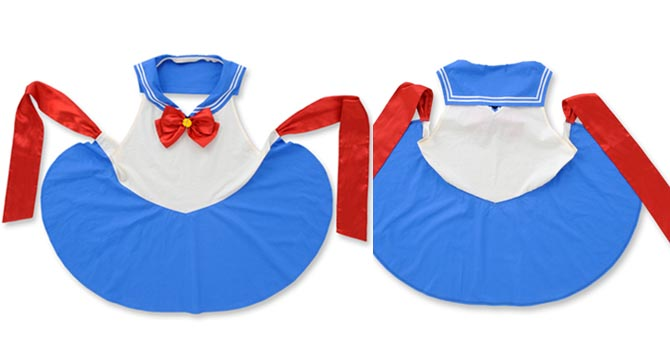 Official Sailor Moon Apron up for Preorder on Premium Bandai