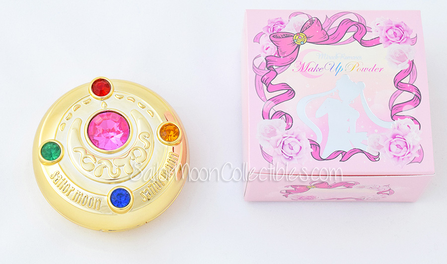 """sailor moon"" ""sailor moon toys"" ""sailor moon compact"" ""sailor moon prism"" ""sailor moon merchandise"" ""sailor moon locket"" ""makeup powder"" ""face powder"" makeup japan ""creer beaute"" bandai cosmetics shop"