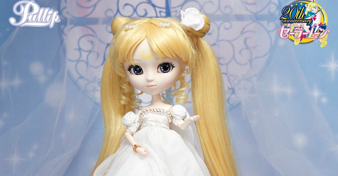 Princess Serenity Pullip Doll!