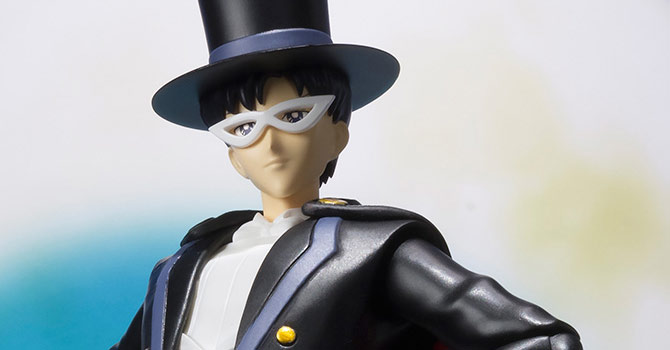 Tuxedo Mask S.H. Figuarts Figure Coming in 2015