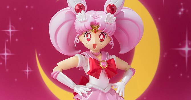 Sailor Chibimoon S.H. Figuarts Figure Coming in 2015
