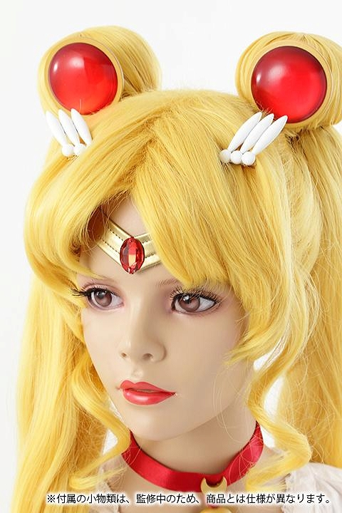 Sailor Moon Crystal Character Wigs & Official CostumesSAILOR MOON COLLECTIBLES