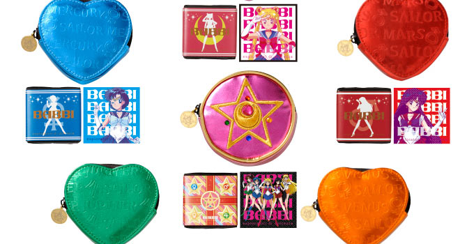 BABBI x Sailor Moon Special Gift Chocolate Wafer Pouch