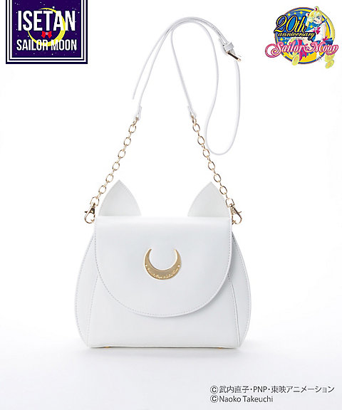 """sailor moon"" ""sailor moon merchandise"" ""sailor moon purse"" ""samantha vega"" fashion handbag japan anime shop artemis"