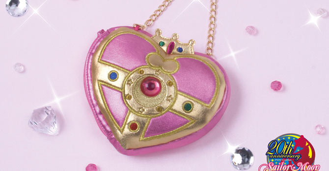 Sailor Moon Cosmic Heart Compact Pouch
