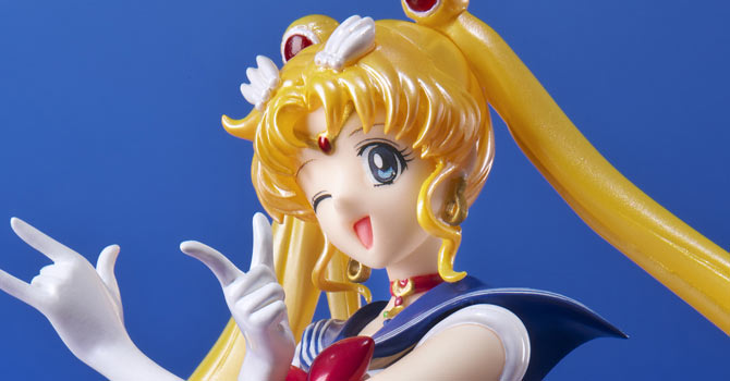 Sailor Moon Crystal Figuarts ZERO Figure
