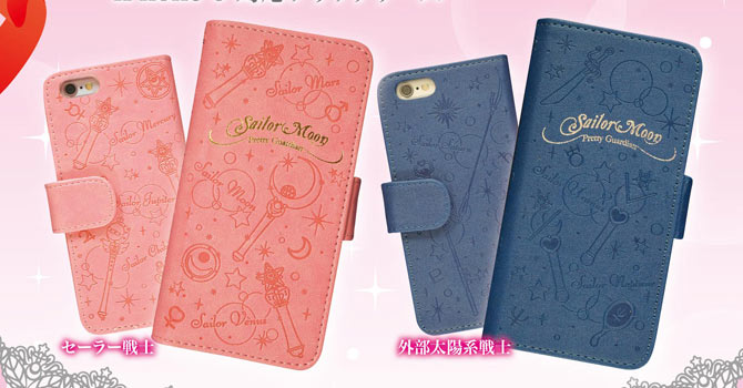 Sailor Moon iPhone 6 Flip Cases