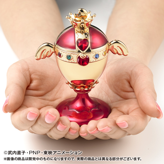 """sailor moon"" ""sailor moon toys"" ""sailor moon merchandise"" ""sailor moon chalice"" ""holy grail"" ""rainbow moon chalice"" bandai anime japan shop"