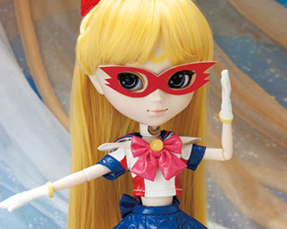 """sailor moon"" ""sailor moon merchandise"" ""sailor moon doll"" ""sailor moon toy"" ""sailor v"" ""sailor venus"" pullip doll anime japan shop 2015"
