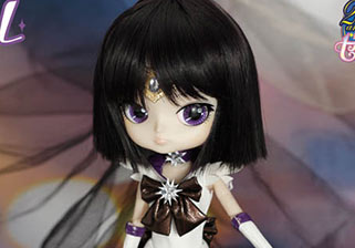 """sailor moon"" ""sailor moon doll"" ""sailor moon toys"" ""sailor moon merchandise"" ""sailor saturn"" dal pullip doll anime japan shop 2015"