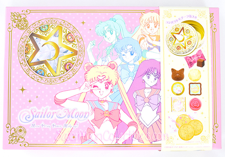 """sailor moon"" ""sailor moon merchandise"" ""sailor moon chocolates"" ""sailor moon candy"" ""sailor moon toy"" luna cookie crystal rose valentine anime japan shop 2015"
