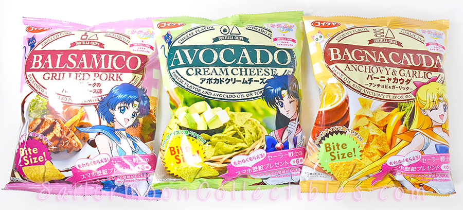 """sailor moon"" ""sailor moon merchandise"" ""sailor moon toys"" ""tortilla chips"" ""sailor moon crystal"" ""sailor moon food"" anime japan shop 2014 chips"