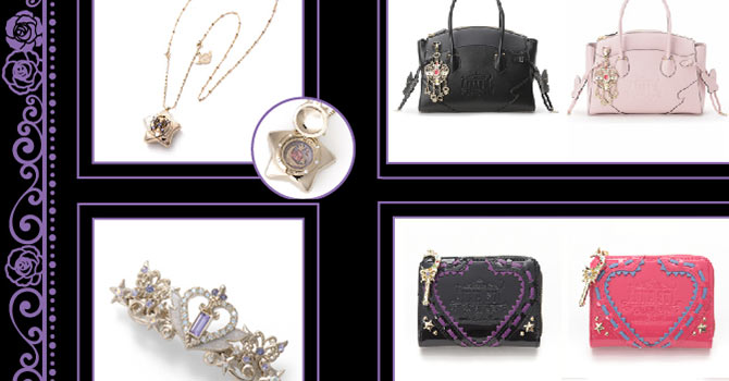 Second Collaboration Sailor Moon & Anna Sui