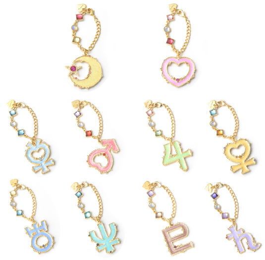 """sailor moon"" ""sailor moon merchandise"" ""sailor moon toys"" ""sailor moon samantha vega"" ""samantha vega"" bag charm keychain senshi isetan collaboration fashion purse handbag shop 2016"