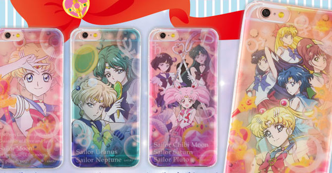 Sailor Moon Crystal iPhone 6/6s Case Character Jacket
