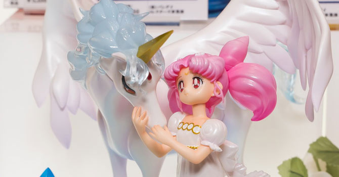 New Sailor Moon Figure Revealed At Tokyo Toy Show 2016